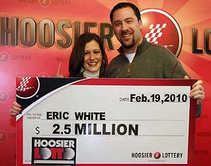 Indiana Hoosier Lotto Winners
