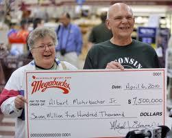 Oregon Megabucks Lottery Winners