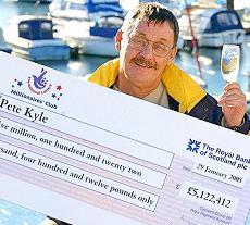 UK Lottery Winners