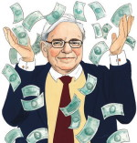 How would Warren Buffet spend his Euromillions winning