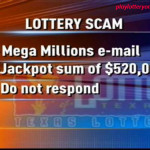 Lottery Player Losses $54,285 to Mega Millions Lottery Scam