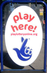 National Lottery PayPal