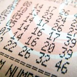 Wheeling lottery numbers