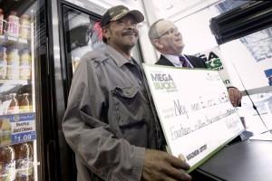 Mega Bucks Lottery jackpot