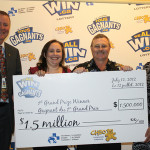 Ottawa Lottery Winner Announced