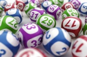 Fake lottery