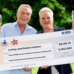 A tale of how winning the lottery became a dream that had come true
