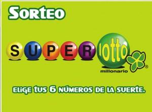 Super lotto jackpot