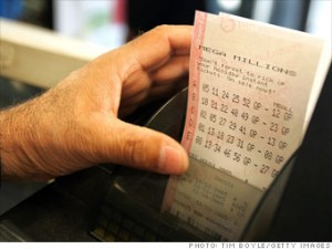 Lotto tickets online