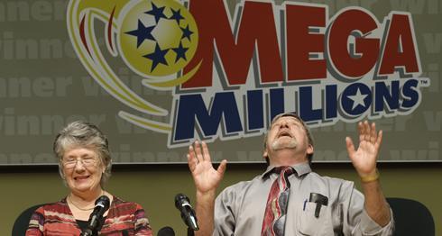 The richest American jackpot winners
