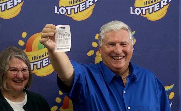 $3 Mega Millions Ticket