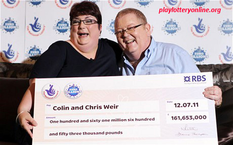 The largest UK Lottery jackpot