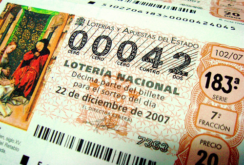 """Don't become the victim of the Spanish lottery scam"""