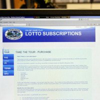 Online Lottery Ticket Sales