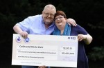 Acts of charity made by lottery winners