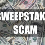 How to recognize sweepstakes scams?