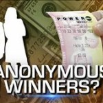 How to claim your lottery winnings anonymously?