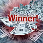 The highest lottery jackpots ever awarded in the USA