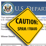 US Green Card Lottery Scams make victims each year