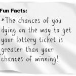 Fun Lottery Facts That Will Drop Your Jaw! #4 Is Just Insane!