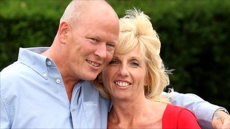 Dave and Angela Dawes divorce