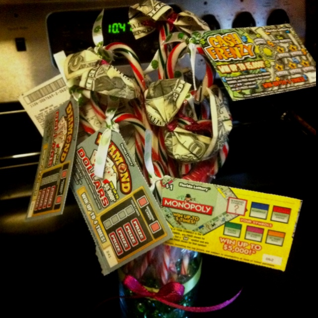 Lottery Ticket Gift Ideas for Creative People