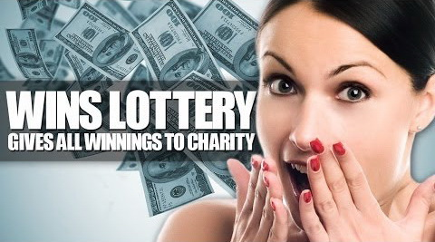 Lottery winners who gave it all away