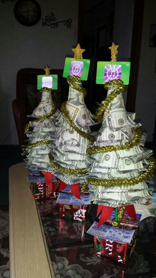 Lottery ticket gift ideas for creative people money tree with lottery gifts negle Choice Image