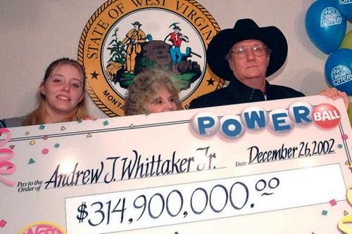 Lottery Winner Jack Whittaker Jr
