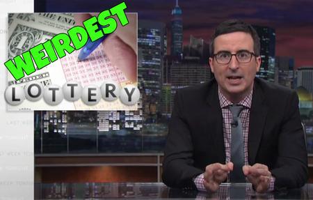 Top 5 Weirdest Lottery Games in the World