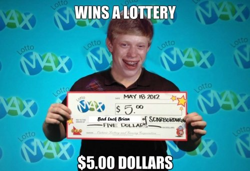 Why Winning Small Prizes Doesn't Make You a Lottery Winner?
