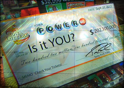 Don't Just Buy a Next US Powerball Ticket, Buy a Dream