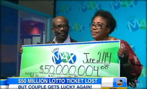 You Can't Lose a Lottery Ticket If You Buy It Online
