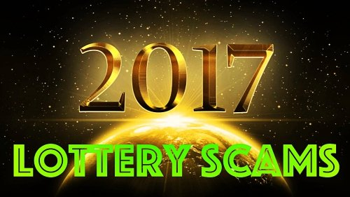 The 6 Biggest Lottery Scams of 2017