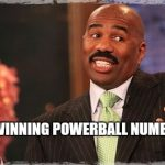 12 Most Common US Powerball Winning Numbers