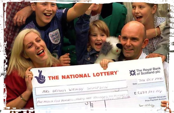 Lucky Lottery Winners Who Had a Feeling They Would Win