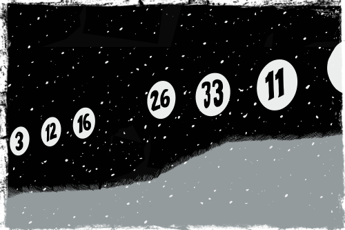 Look at How Lottery Winners Have Chosen Their Numbers