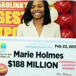 Marie Holmes – The Powerball Winner Who Was Bribed, Bailed and Bullied