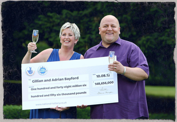 Adrian and Gillian Bayford