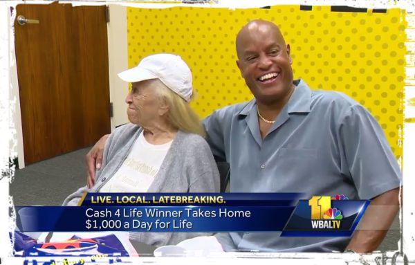 William (Bill) Brown - Lifetime Lottery Winner