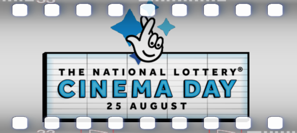 The UK National Lottery Cinema Day