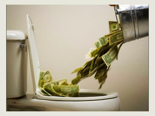 How Many Lottery Millionaires Go Broke