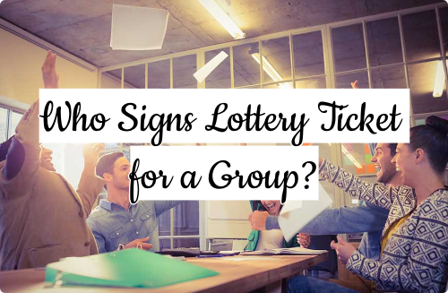 Group Lottery Play: Who Claims Prizes and How?