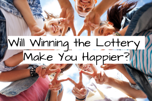 Will Winning the Lottery Make You Happier?