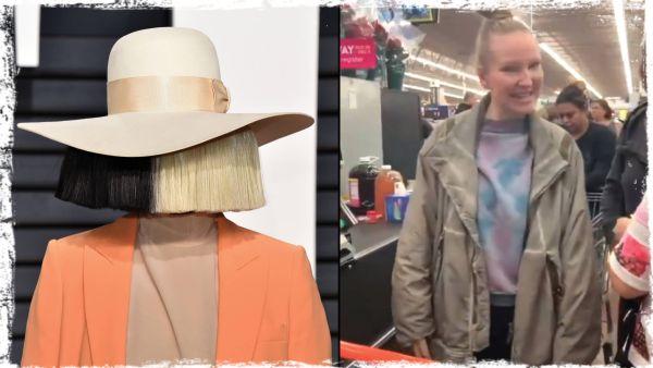 Sia Pretends She Is Lottery Winner