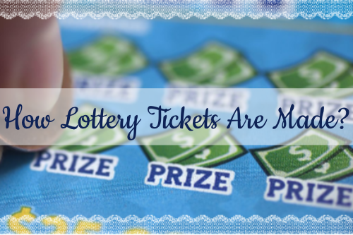 The Curious Story of How Lottery Tickets Are Made