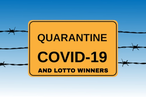 Lotto Winners Help Fight COVID-19 and Its Consequences