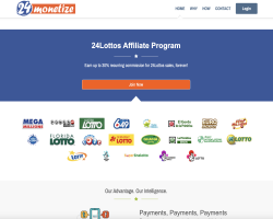 24Monetize Affiliate Program